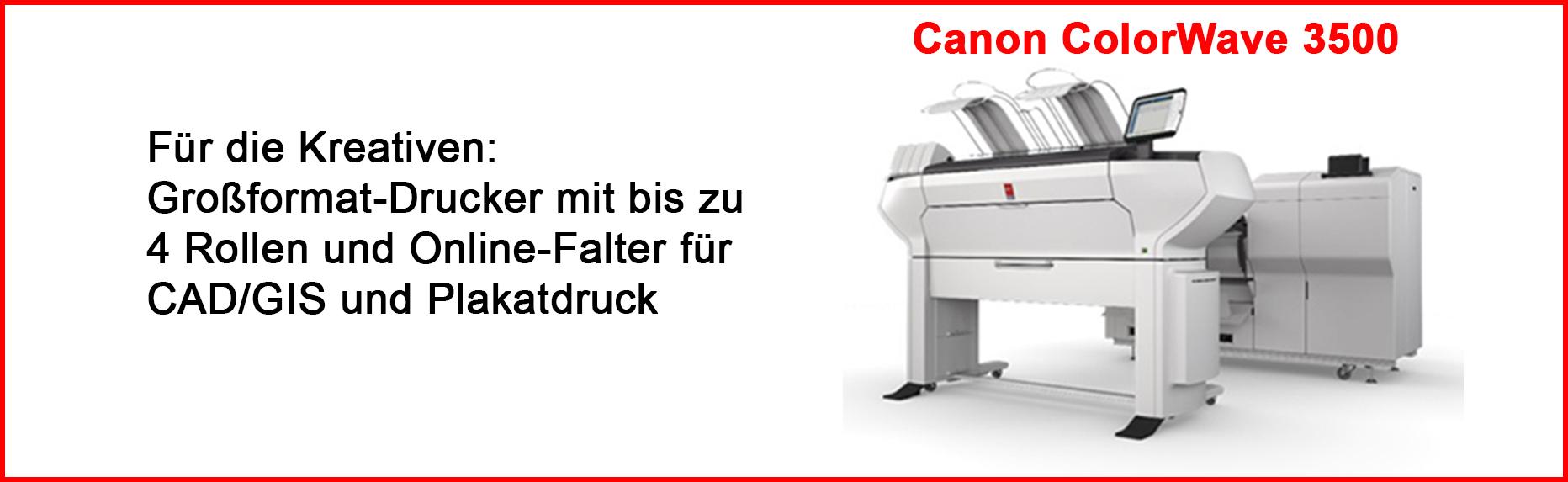 Canon Colorwave 3500