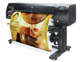 HP_Designjet_Z6810-Großformatdrucker